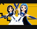 MMD艦これ  『 さみすずで恋愛フィロソフィア 』 thumbnail