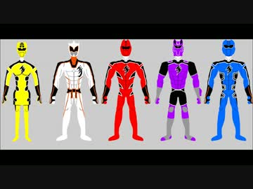Power rangers jungle fury op by prs power rangers jungle fury opwatch from niconico voltagebd Image collections