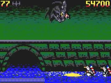 バットマン リターンズ(Atari Lynx版) タイムアタック
