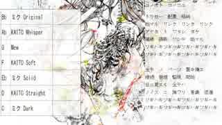【初音ミク・MEW・KAITO】ツツツツギギギギ_ショートVer【オリジナル】