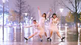 【あんぱん】スノートリック 踊ってみた【雨】
