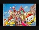 USJ サンタのトイマーチ 2015 Winter 【Part 2】