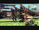 【MHX】燼滅刃ディノバルド(二つ名)Lv1 ソロ弓・ネコ火事場 04分31秒86 thumbnail