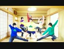 第73位:六つ子でクリスマスにいーあるふぁんくらぶ(ギガP.ver)踊ってみた+α thumbnail