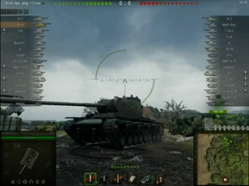 [プレイ動画]KV-4でオーヴァーロード通常戦