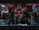 【PSO2】ワイヤー限定防衛戦『終焉』A.I.S縛り Sクリア 後半