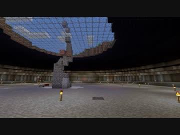 Minecraft】EVA マインクラフト...