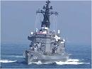 平成27年度 自衛隊観艦式 - 第1部:出港、相模湾沖へ