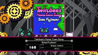 【BeatStreamアニムトライヴ】 Twinbee's Home Town Song(BEAST) PERFECT
