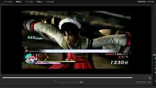 [プレイ動画] 戦国無双4の長谷堂の戦いをNODOKAでプレイ