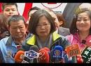 【新唐人】台湾総統選挙候補者香港声援