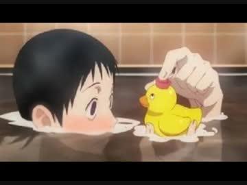 お風呂の御堂筋翔
