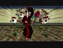 【MMD鬼徹】鬼灯様+5匹ではなまるぴっぴ【第2回鬼徹紅白歌合戦-赤】