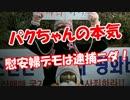 【パクちゃんの本気】 慰安婦デモは逮捕ニダ!