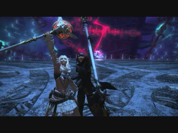 【Final Fantasy XIV】ヴォイドアーク エキドナ戦 【演奏してみた】