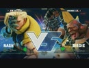 MADCATZ V CUP スト5 5on5抜粋 ときど vs MikeRoss