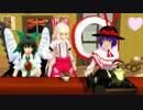 衣玖さん達のカップ麺 thumbnail