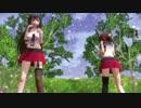 【MMD艦これ】阿賀野型姉妹の逆視点『サイハテ』【ドラマ仕立て】