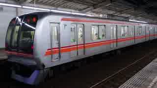 村上駅(東葉高速鉄道東葉高速線)を発着する列車を撮ってみた