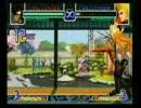 KOF2002 コンボムービー -EDIT CHARACTER-