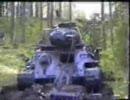 沼底から可動状態で発掘された60年前の戦車 thumbnail