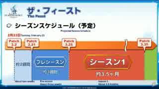FF14 第27回プロデューサーレターLIVE 3/10