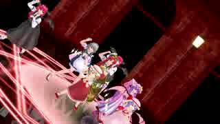 【東方MMD】PiNK CAT【紅魔館主従ver】