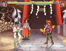 Second Cross Temple Spring Time MUGEN1.0 stage released 2016-02-04