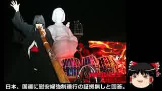 【ゆっくり保守】日本、国連に慰安婦強制連行の証拠無しと回答。