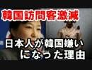 韓国崩壊 激減した日本人客、日本人が韓国