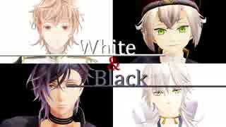 【MMD刀剣乱舞】主は白猫派?黒猫派?【PINK*CAT】