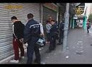 香港旺角衝突 警察が2回威嚇射撃