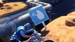 【TRIALS FUSION】エクストリームバイク part17 【ゆっくり実況プレイ】