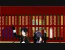 【MMD刀剣乱舞】織田主従刀で敦盛2011