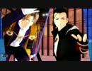【MMD刀剣乱舞】ku式黒田組が「夜咄ディセイブ」で剣舞