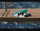 【MMD】 むせぬNiceBoat 【むせぬ3号ちゃんシリーズ⑦】