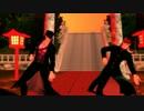 【ジョジョMMD】3部高校生組がFUJIMORI-祭-FESTIVAL踊った thumbnail