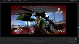[プレイ動画] 戦国無双4-Ⅱの無限城100階目をNAOでプレイ