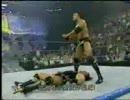 【WWE(WWF)】ロック&ジェリコvsRVD&ライノ