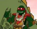 タートルズ[TMNT_Dino Trainer]