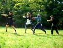 関西某所でらき☆すた踊ってみた
