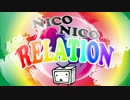 「NICONICO RELATION」を元の曲で再現して