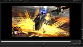 [プレイ動画] 戦国無双4-Ⅱの無限城100階目をMIKOTOでプレイ
