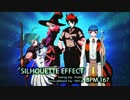 【Pump It Up】nato - Silhouette Effect【BGA】