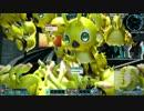 【PS4】 PSO2 3月1日 メンテナンス直前の光景