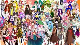 【女声69音源紹介】My Favorite Vocaloid Song Medley改【UTAUカバー】