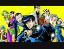 「M Pref S City in 1999」_手描きジョジョ thumbnail