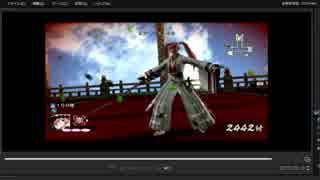 [プレイ動画] 戦国無双4-Ⅱの無限城100階目をARIAでプレイ