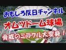 【オムツドーム球場】 脅威のミラクル大変身!