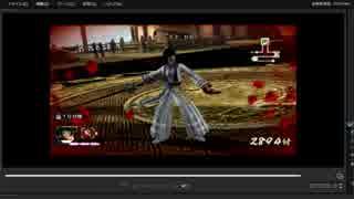 [プレイ動画] 戦国無双4-Ⅱの無限城100階目をKAGURAでプレイ